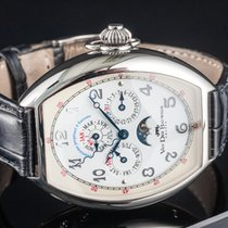 Van Der Bauwede White gold 42mm Automatic pre-owned