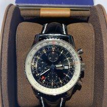 Breitling Navitimer GMT Staal