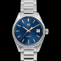 TAG Heuer Carrera Lady Steel 36mm Blue United States of America, California, San Mateo