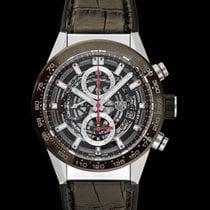 TAG Heuer Carrera Calibre HEUER 01 new Automatic Watch with original box and original papers CAR201U.FC6405
