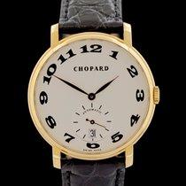 Chopard 16/1223 Yellow gold 2007 L.U.C 35.5mm pre-owned