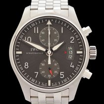 IWC Pilot Spitfire Chronograph new Automatic Chronograph Watch with original box and original papers IW387804