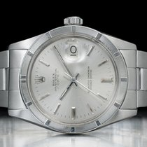 Rolex Oyster Perpetual Date 1501 Good Steel 34mm Automatic