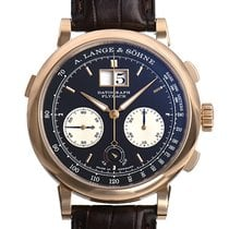 A. Lange & Söhne 405.031 Red gold 2021 Datograph 41mm new