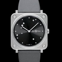 Bell & Ross BR S BRS-ERU-ST/SCA New Steel 39mm Quartz United States of America, California, San Mateo