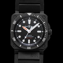 Bell & Ross BR 03-92 Ceramic new 2020 Automatic Watch with original box and original papers BR0392-D-BL-CE/SRB