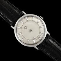 Jaeger-LeCoultre 6691 Very good White gold 33.3mm
