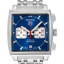 TAG Heuer Monaco CW2113 pre-owned