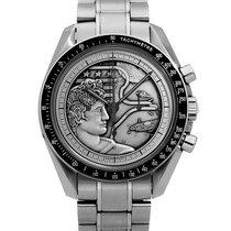 Omega Speedmaster Professional Moonwatch Acero 42mm Plata