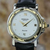 Raymond Weil Parsifal Gold/Steel 27mm White