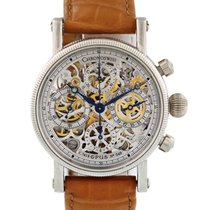 Chronoswiss pre-owned Automatic 38mm Transparent