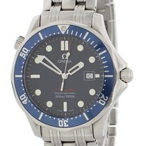 Omega 2221.80.00 Steel 2010 Seamaster Diver 300 M 41mm pre-owned United States of America, New York, New York