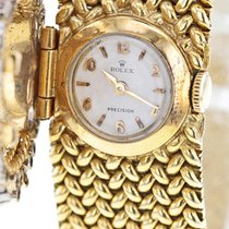 Rolex Oyster Precision Yellow gold