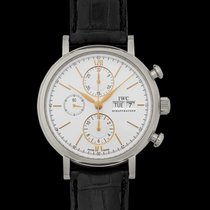 IWC Portofino Chronograph new 2020 Automatic Watch with original box and original papers IW391031