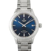 帝陀 Style 新的 2019 自動發條 附正版包裝盒和原版文件的手錶 12310-0013