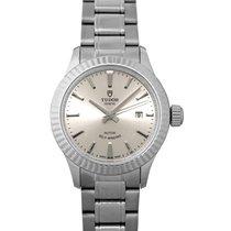 帝陀 Style 新的 2019 自動發條 附正版包裝盒和原版文件的手錶 12110-0001