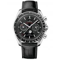 Omega 304.33.44.52.01.001 2020 Speedmaster Professional Moonwatch Moonphase nouveau