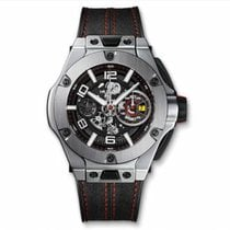 Hublot Big Bang Ferrari Transparent