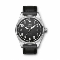 IWC Pilot Mark Black
