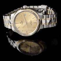 Tudor Style Steel 38mm Champagne United States of America, California, San Mateo
