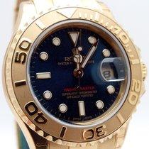 Rolex Yacht-Master nuevo 2002 Automático Reloj con estuche y documentos originales 169628