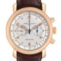 Vacheron Constantin Malte Rose gold 41.5mm Silver Arabic numerals United States of America, Georgia, Atlanta