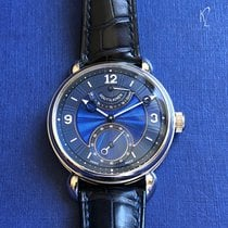 Voutilainen pre-owned Manual winding 39mm Blue Sapphire crystal