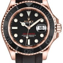 Rolex Yacht-Master 40 116655 Nuevo Oro rosa 40mm Automático