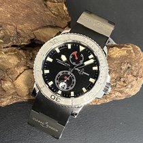 Ulysse Nardin Maxi Marine Diver Acier 42mm Noir