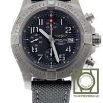 Breitling Avenger Bandit nouveau 2020 Remontage automatique Chronographe Montre avec coffret d'origine et papiers d'origine E1338310/M536