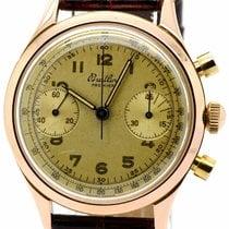 Breitling Pозовое золото Механические Золотой Aрабские 35mm подержанные