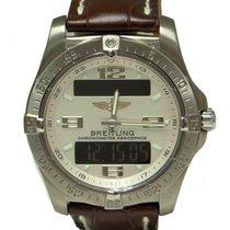Breitling Aerospace Avantage Titanium 41mm Silver United States of America, North Carolina, Charlotte