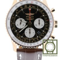 Breitling Navitimer 01 Or rouge 43mm Noir