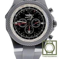 Breitling Bentley GMT Acier 49mm Noir