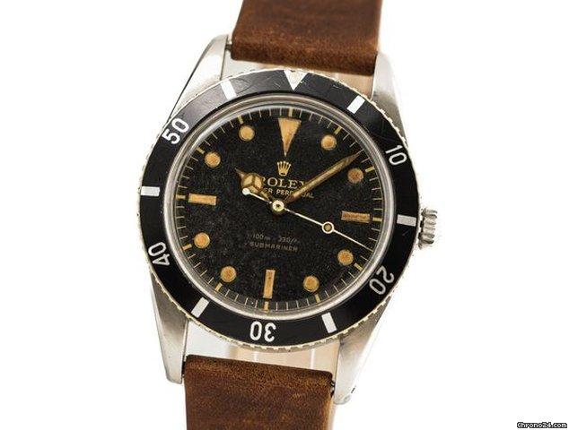 Rolex Submariner (No Date) 6536/1 1955 usados
