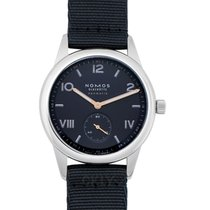 NOMOS Steel 39.5mm Automatic 767 new