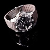 Longines HydroConquest Steel 41mm Grey United States of America, California, San Mateo