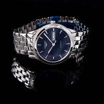 Longines Flagship Steel 38.50mm Blue United States of America, California, San Mateo