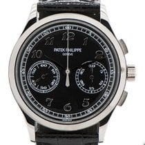 Patek Philippe 5170G-010 White gold 2015 Chronograph 39.4mm pre-owned