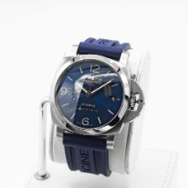 Panerai Luminor 1950 10 Days GMT new 2019 Automatic Watch with original box and original papers PAM 00986