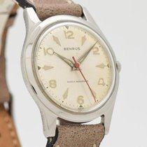 Benrus 33mm Manual winding 3061 pre-owned United States of America, California, Beverly Hills