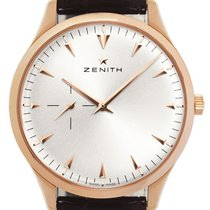 Zenith 18.2010.681 Or rose Elite Ultra Thin 40mm occasion