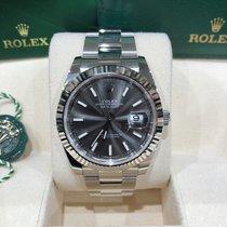 Rolex Datejust M126334-0013 New Steel 41mm Automatic