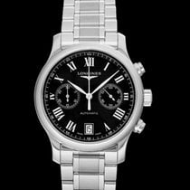 Longines Master Collection Steel 38.5mm Black United States of America, California, San Mateo