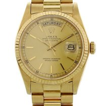Rolex 5314966 Yellow gold 1978 Day-Date 36mm pre-owned United States of America, New York, New York