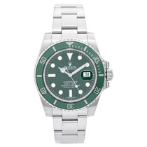 Rolex Submariner Date 116610V pre-owned