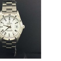 Rolex Very good Steel 34mm Automatic