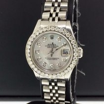 Rolex Oyster Perpetual Lady Date 69240 1980 pre-owned