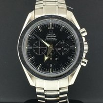 Omega Speedmaster Broad Arrow 42mm Black United States of America, New York, New York