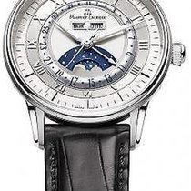 Maurice Lacroix Masterpiece Phases de Lune mp6428-ss001-11e pre-owned